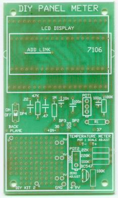 K Pcb on Low Battery Circuit