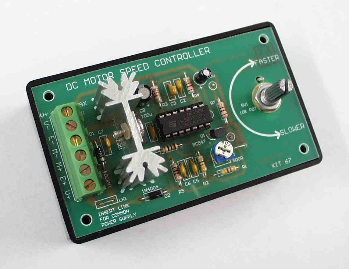 Website Electronic Hobby Site Contact Debouncing In Circuits Control The Speed Of Any Common Dc Motor Rated Up To 100v 7a Operates On 5v 15v Uses Ne556 Pulse Width Modulate A Irf530 Mosfet